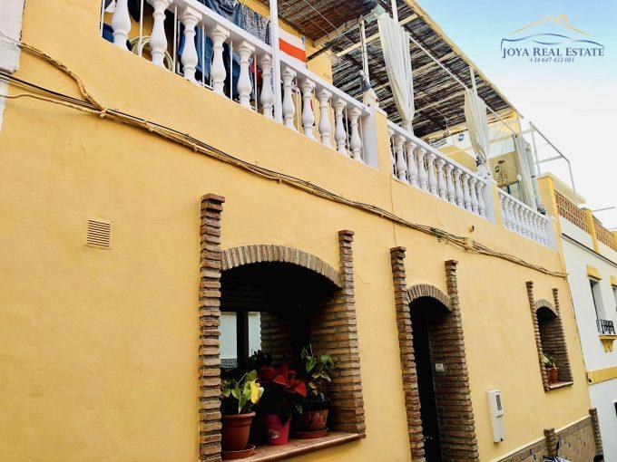 Casa Pareada en el centro histórico de Almuñécar